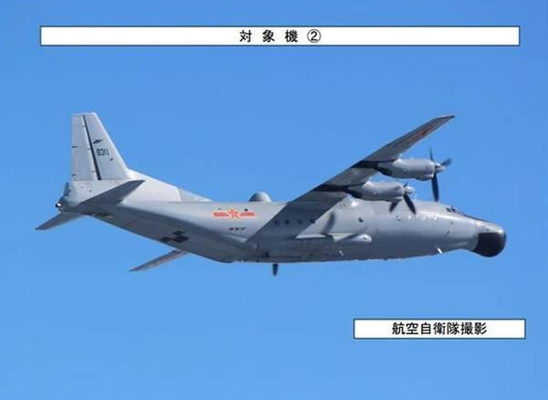 为何中国空军这飞机每次穿越第一岛链:都让日本很不