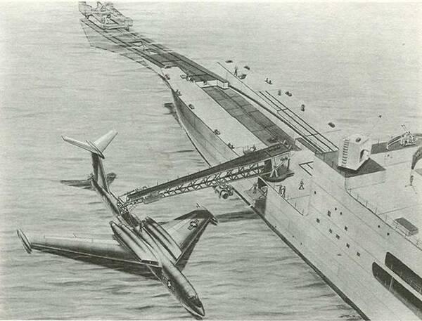中国大型水上飞机参军还缺载舰,这种军舰或可成水机母舰