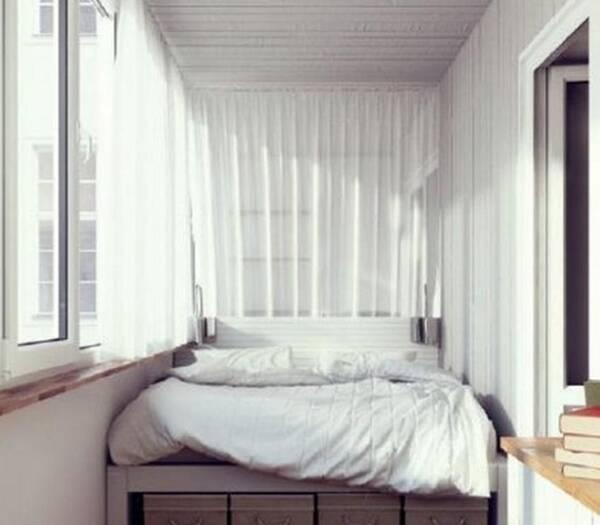 小阳台改为卧室,8款经典改造案例解析!