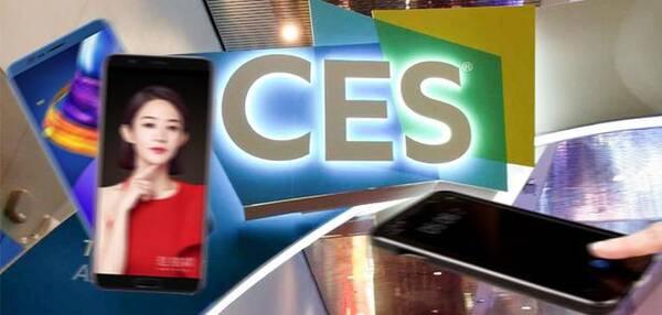 CES2018不是手机主场 但却是中国手机品牌的主场
