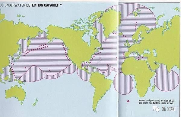 从中国潜艇闯宫古海峡,谈美日岛链反潜体系新发展