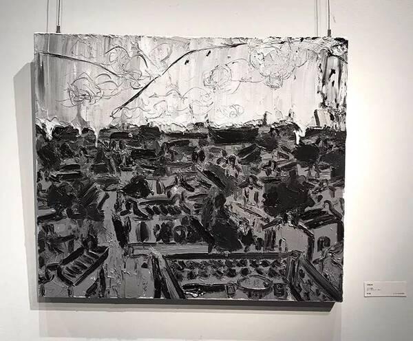 """""""和-当代中国小幅油画展""""参展艺术家作品欣赏(二)图片"""