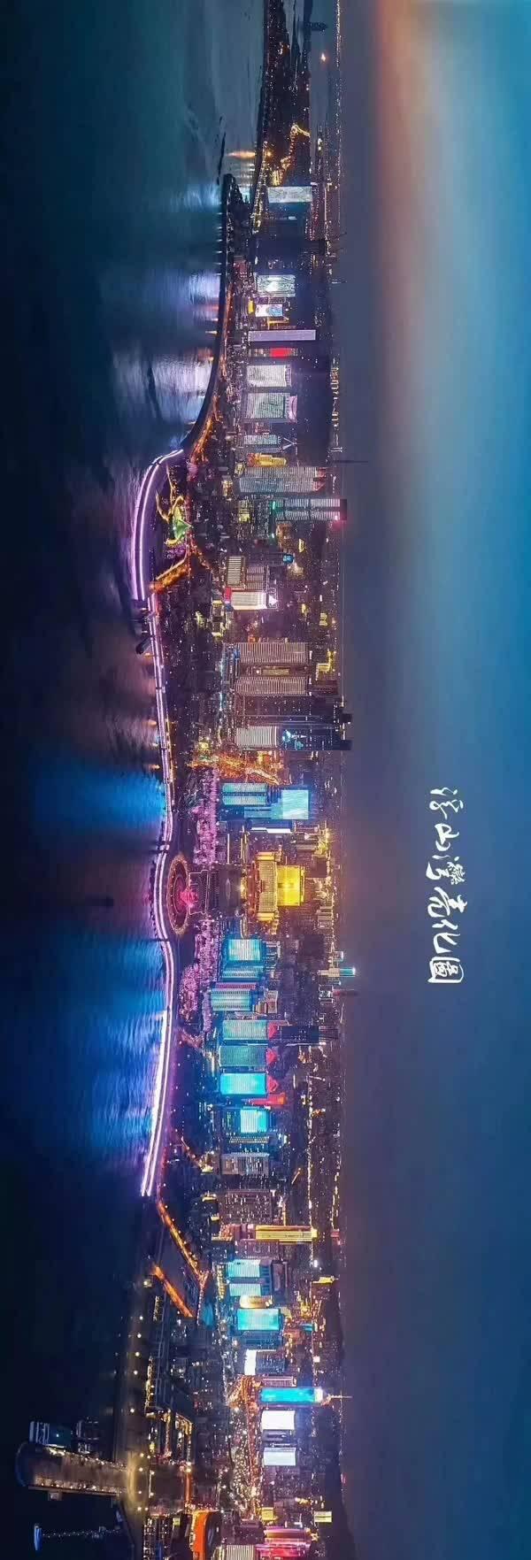 上合峰会,魅力青岛丨青岛最新灯光照,美轮美奂,刷爆朋友圈!
