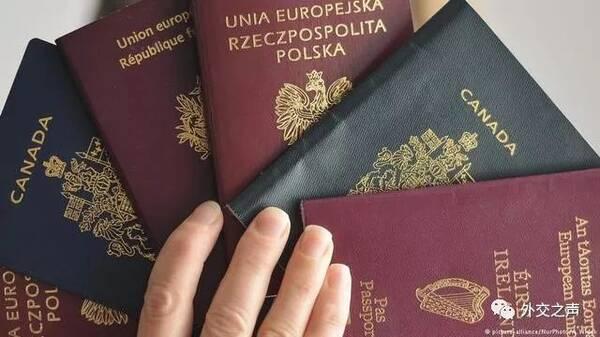 驻英使馆:中国不承认双重国籍!骗取中国护照将