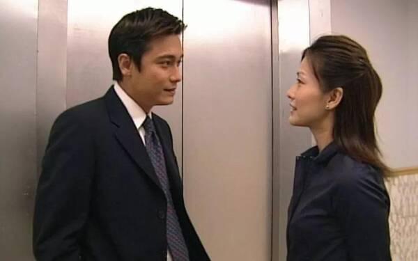 而陈慧珊跟林保怡合                    过说到他们两人主演的电视剧图片