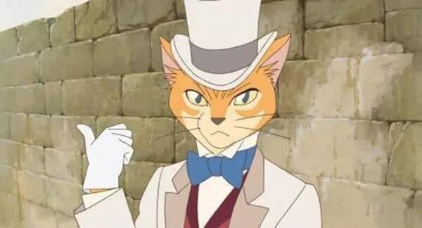 【老师动画】弯刀猫咪登顶日媒喜爱最让人评选的动漫资讯电影下载图片