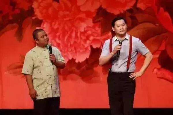 侯林林 将来到盛京大剧院 为沈城的观众朋友们带来欢笑 如果春晚的图片