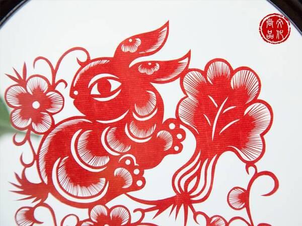 文化尚品丨剪纸中国风