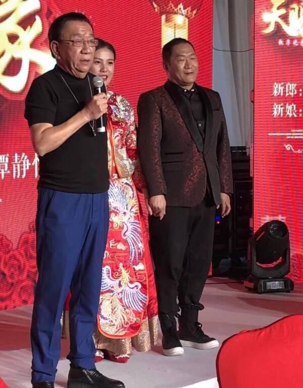 谢东父亲_谢东的母亲是曲艺名家,父亲是影视演员,谢东也算是出身在演绎家庭中