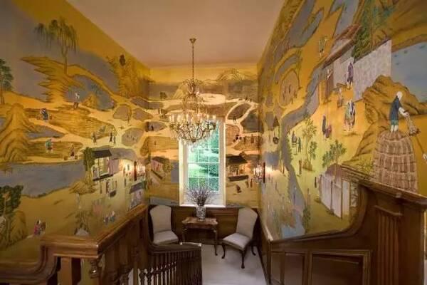 最美中国风手绘壁纸,赏心悦目!