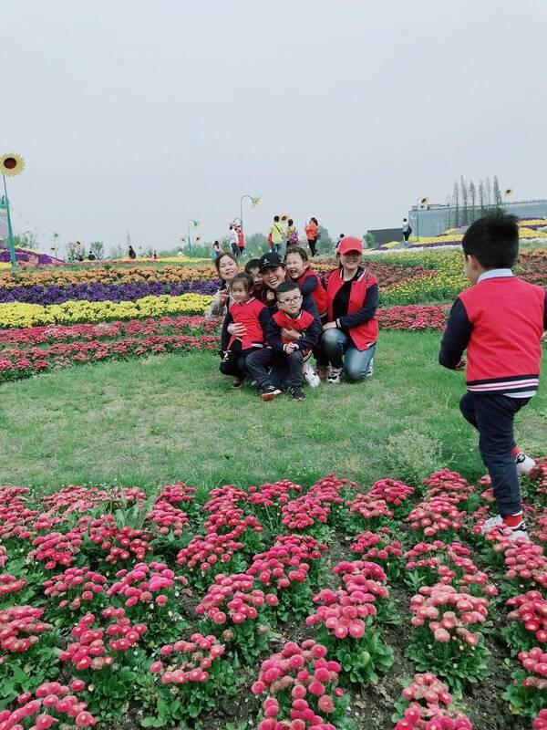 走进淮安爱迪尔幼儿园,专访孙莉园长,用爱养育,用心教育.