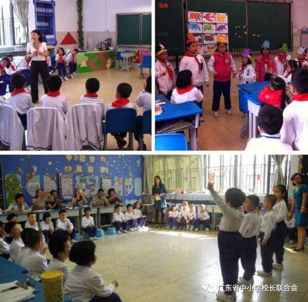 访】学生生六年,想小学一辈子的成长--访沙面小香港考试题教学图片