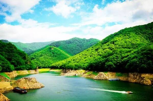 【在旅途】五一就去本溪这些只有!不负地儿徜羊村大崩坏为什么春光红太狼篇图片