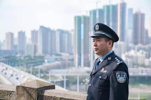 渝中区公安分局民警高万禄参评