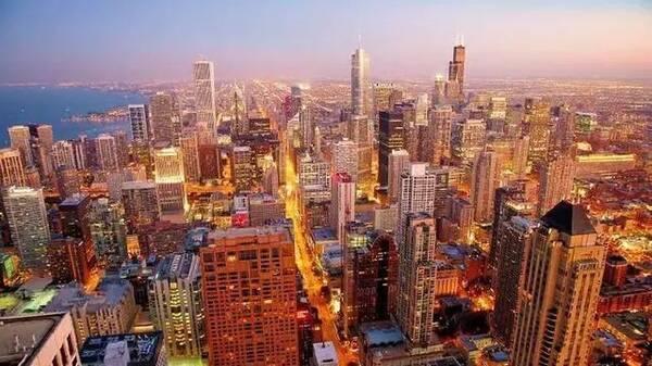 加州 - 世界第5大经济实体的GDP比中国北上广深总量之和高出五万亿