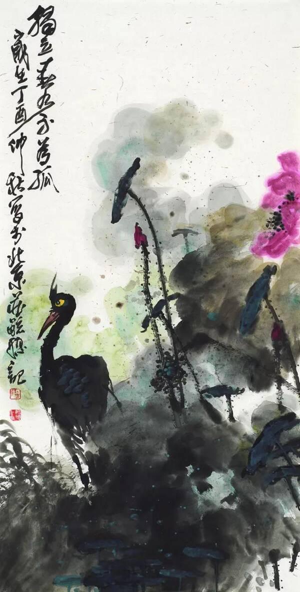 菊花,梅花,芭蕉,松树,竹子,兰花(植物),以及鸥,鹭,鸡,鸭,鹤,雀(动物)