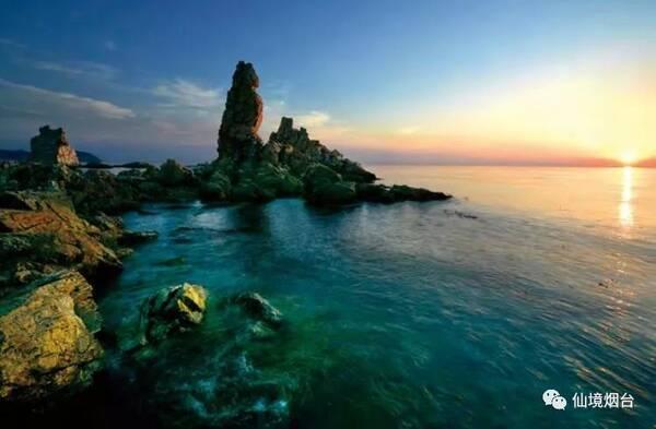 山东省长岛县由32个岛屿,8700平方公里海域组成,地处渤海海峡,黄渤二