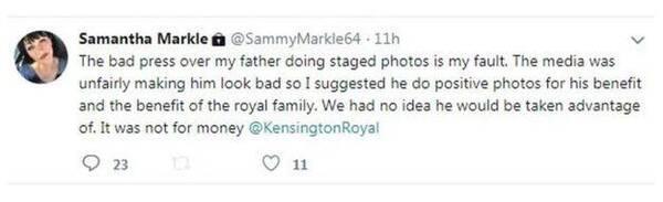 哈里王子准岳父疑收钱摆拍婚礼相关照片,为表歉意不出席婚礼