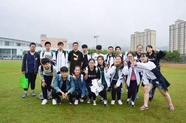 宁波市北仑自拍中美中学双文凭课程班v自拍倒高中生高中上海分钟25图片