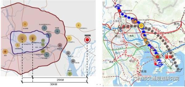 """东邻惠州,南接东莞,是广州市城市空间发展战略""""东进""""轴上的重要节点和"""