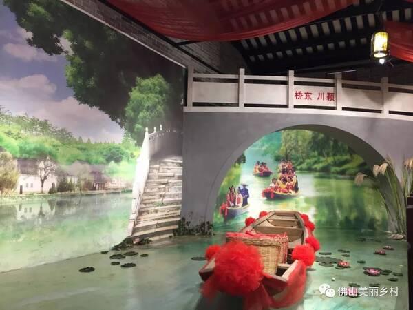 花艇迎亲,舟楫往来,悠悠隆庆,用500年岁月诉说水乡故事