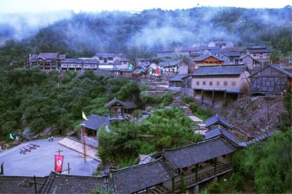 河南洛阳栾川县九个值得一去的旅游景点,个个风景如画图片