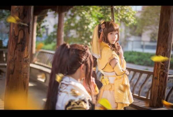 《cos·秀》经典网游剑网三cosplay「藏剑」神仙眷侣