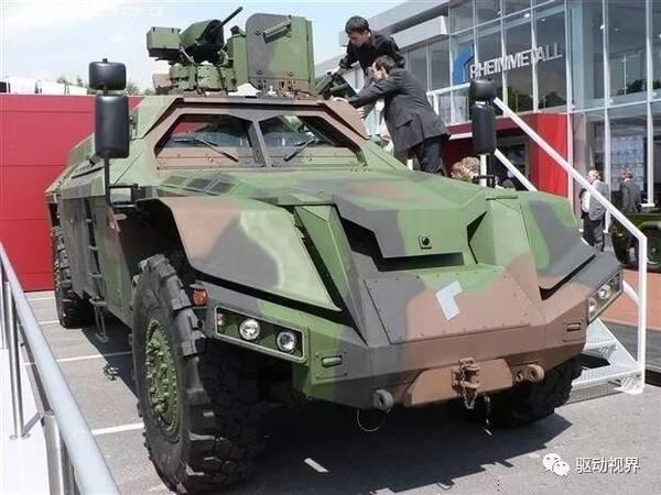 比亚迪军用电动四驱技术