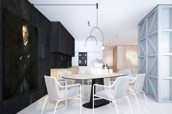 室内设计之温润的木瓦片如何快速绘制元素图片
