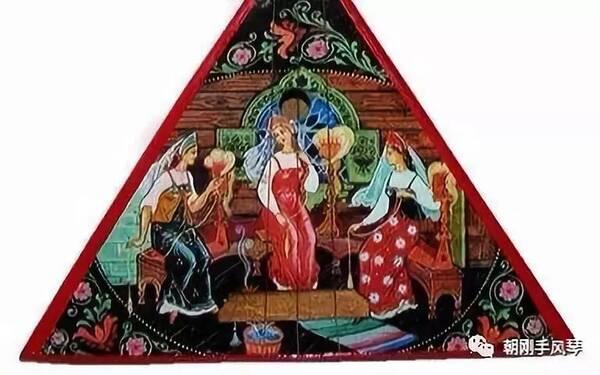 俄罗斯三角琴、巴扬手风琴协奏曲欣赏