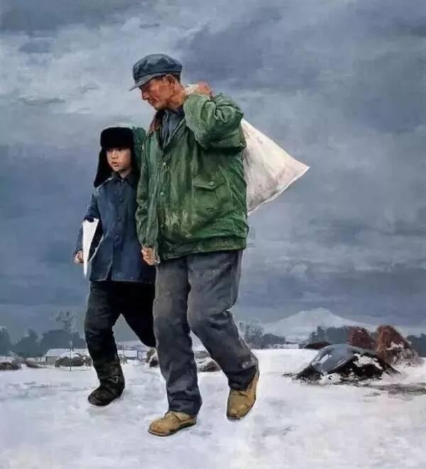 谢东父亲_艺术圈中的父亲节 | 炫父的正确打开方式