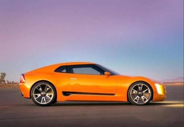双门设计,起亚GT4超跑概念车北京家具设计图片