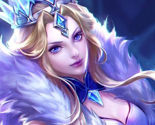 五:雅典娜的冰冠公主