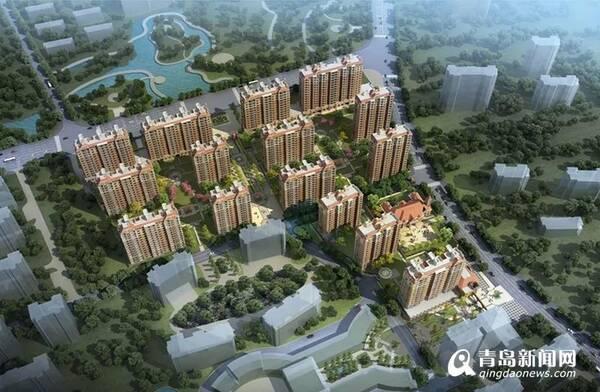6月16日,青岛市规划局发布了 李沧,区文昌路697号湾头社区改造商品房