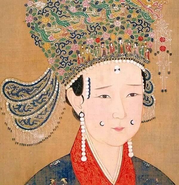 北宋6位皇后画像,美丽端庄,比网红好看100倍!图片