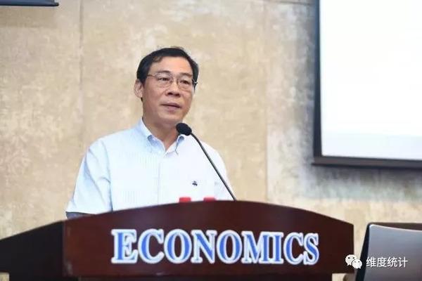 维度统计林洪院长出席国际经济统计学会(sem)第五届年会并作主题分享图片