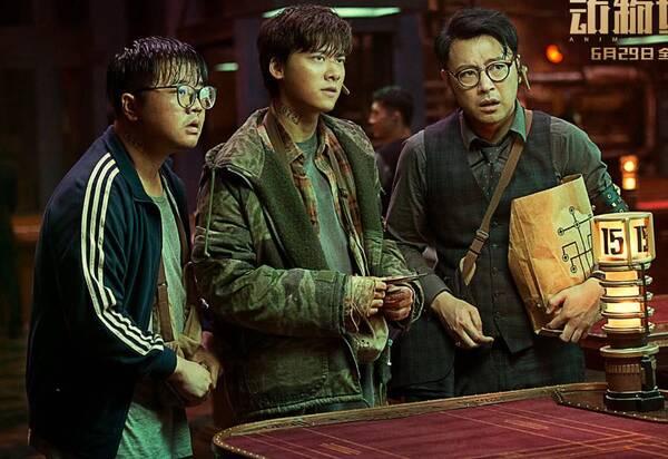 李易峰为宣传《动物世界》,在现场给豆瓣道歉,直言自己是老鼠屎
