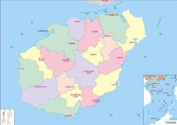 秦始皇平定岭南后,海南岛开始受到华夏影响,汉武帝平定南越国后,海南