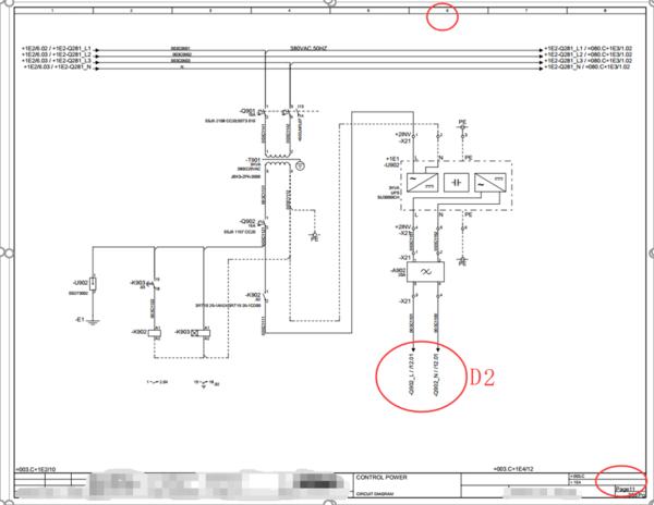 plc(西门子s7-400)控制电源断电故障排查