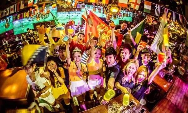 国际范儿青白江如何玩转世界杯?凤凰岛啤酒节带你激情