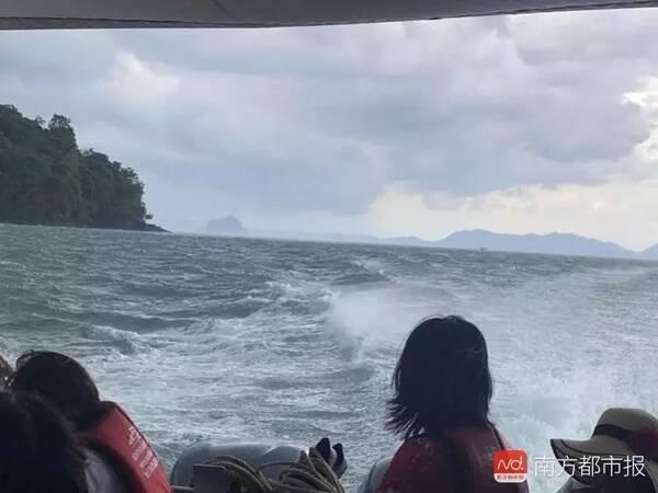 央视最新消息:普吉岛翻船,37个嘉兴人居然在事故名单中!