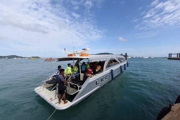 中国女记者亲历普吉岛翻船事故:有生以来最可怕的两个