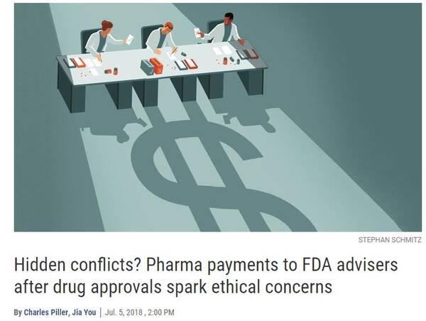 《Science》无情揭露FDA审批黑幕