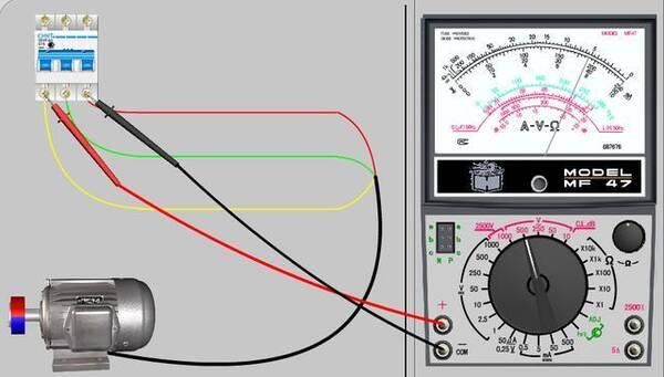 三相电机怎么排查故障?怎么用摇表测好坏?怎么查找