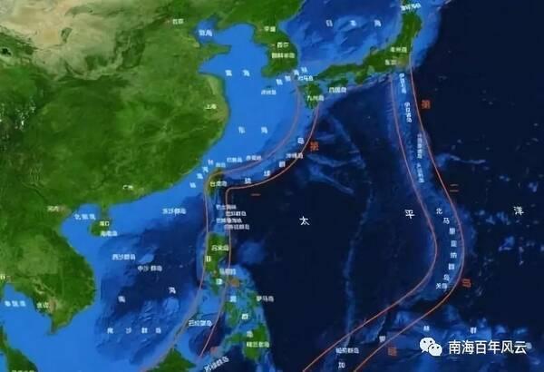 【岛链篇】中国的出海通道在哪里 ?