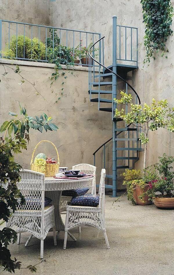 腐木景观设计 一楼带下沉式庭院如何设计?
