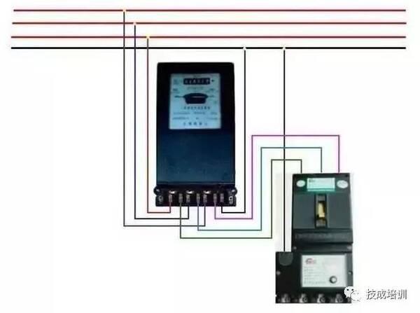 电工必备|电工常用电表接线图大全,电工福利~非常值得