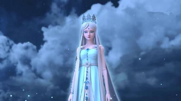 精灵梦叶罗丽:灵公主希娜可以拯救冰公主,她却因此图片