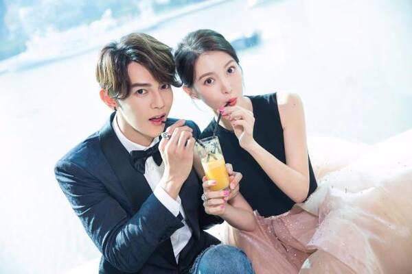 汪东城金晨《萌妃驾到》甜蜜暴击竟夫妻相满满,网友图片