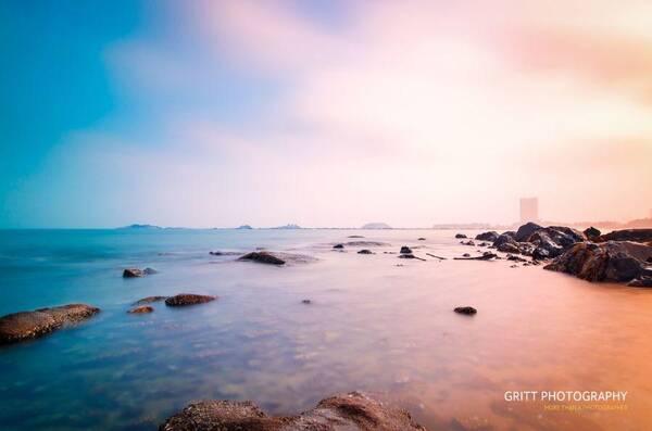 叹美味海鲜 …… 这里就是福建东山岛 这里有堪比玻利维亚的镜面沙滩